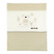 Bed-e-Byes Bramble and Smudge Cot/ Cotbed Coverlet 1-Tog