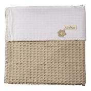 Koeka 100x150cm Antwerp Crib Blanket
