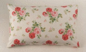 ANTIQUE ROSE HOUSEWIFE PILLOWCASE BY CATH KIDSTON