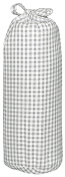 Taftan Cheques 3mm Fitted Sheet
