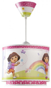 Dora the Explorer pendant light fitting