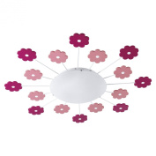 Children's Flower light with Glow in the Dark Headlights - Viki 1 - 92147