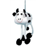 Springy Animal Mobile - Cow