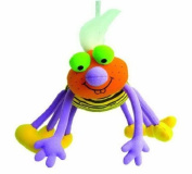 Springy Spider Animal Brightly Coloured Mobile