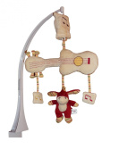 Babyco Po Collection Musical Cot Mobile