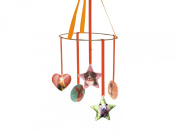 J.I.P Mobile Animal Farm Granny Style, Satin