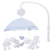 Obaby B is for Bear Musical Cot Mobile for Newborn