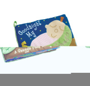 Snuggle Pods Goodnight My Sweet Pea Book - New!