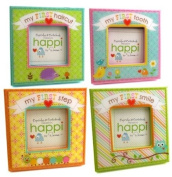 Happi Picture Frames - Set of 4 My First Photo Frames