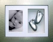 Anika-Baby 29cm x 22cm BabyRice Baby Casting Kit with 3D Box Dislpay Frame