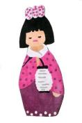 Aratextil. Kids Rug 100% Cotton Machine washable Collection Geisha 66x160 cms
