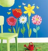 Wallies Wall Play Flower Garden