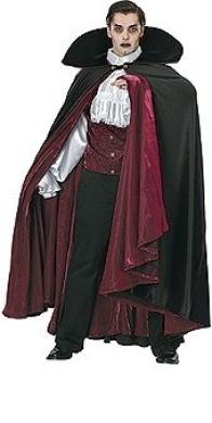 Vampire 186cm Lifesize Cardboard Cutout