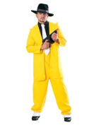 Gangster Wearing Yellow suit - Gangsters & Molls - Gangster Party Lifesize Cardboard Cutout / Standee / Standup