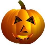 Pumpkin - Horror/Halloween Lifesize Cardboard Cutout / Standee / Standup