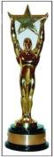 Star Award 182cm Lifesize Cardboard Cutout