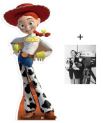 *FAN PACK* - Jessie - Toy Story LIFESIZE CARDBOARD CUTOUT (STANDEE / STANDUP) - INCLUDES 8X10 (25X20CM) STAR PHOTO - FAN PACK #283