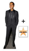 *Fan Pack* - Marvin Humes Lifesize Cardboard Cutout (Standee / Standup) - Includes 6X4 (15X10Cm) Star Photo - Fan Pack #254