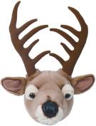 Bibib - BB27 - Decoration - Trophy - Stag's Head Plush [Automotive]