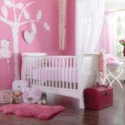 Izziwotnot Baby Fleur Tree Swing Wall Sticker