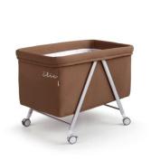 Babyclic Crib Baby Clic Chocolate