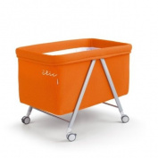 Babyclic Crib Baby Clic Naranja