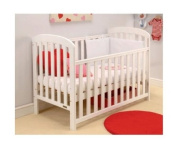 East Coast Anna Cot - White
