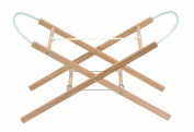East Coast Moses Basket Wooden Stand