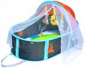 Ludi Dodo Nomade (Nomadic Bed) 2808C Baby Basket Bunny