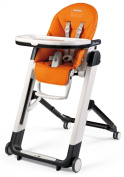 Compact highchair Peg Perego Siesta Arancia