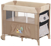 Disney Baby Pooh Doodle Dream 'n' Care Travel Cot