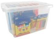 Whatmore Crystal 24ltr Box & Lid - Clear