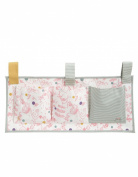 Joules Madhatter Girl's Cot Bed Tidy