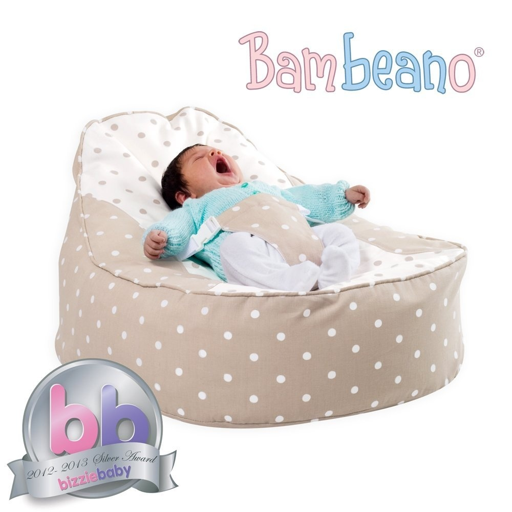 Tremendous Bambeano Baby Bean Bag Support Chair Natural With Free My 1St Bean Bag Cover Ocoug Best Dining Table And Chair Ideas Images Ocougorg