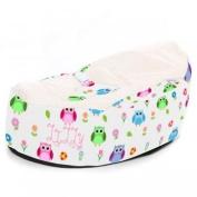 GaGa GaGa Luxury Cuddlesoft Baby Bean Bag - Hoot Owls