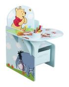 Delta Winnie the Pooh Chair Desk with Storage Bin
