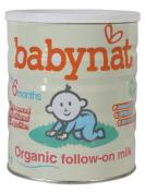 Babynat From 6 Months Onwards Follow Organic -on Milk 900 g