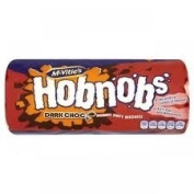 McVities Dark Chocolate Hob Nobs 300g
