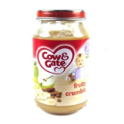 Cow & Gate 7 Month Fruity Crumble Jar 200g