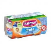 Plasmon Sea Bream Fillet with Potatoes Meal Puree