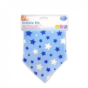 First Steps Dribble Bibs Bandana Style for Baby - Perfect for Teething Babies