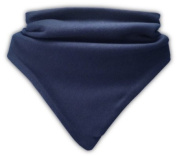 Baby Bandana Bib in NAVY BLUE by Babble Bib