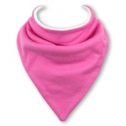 Baby Bandana Bib in CANDY PINK by Babble Bib