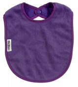Silly Billyz Toddler Bib - Purple