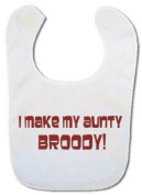 I make my Aunty broody! Baby Bib