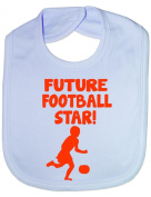 Future Football Star - Funny Baby/Toddler/Newborn Bib - Baby Gift