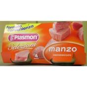 Plasmon Baby Food Beef 320g