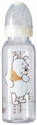 Bebe-Jou 250ml Plastic Bottle Adorable Pooh