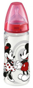 NUK 300ml Disney First Choice Bottle with Size 2 Silicone Teat