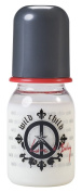 "Rock Star Baby Bottle PEACE ""WILD CHILD"""